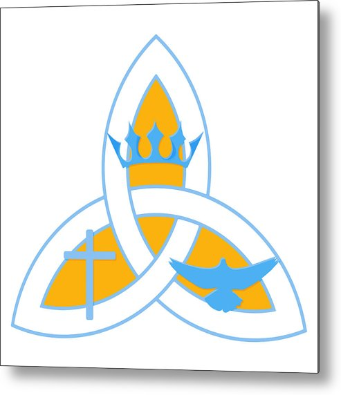 493x572 vector illustration for christian community holy trinity trinity