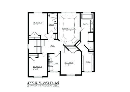 500x353 canadian house plan house plan house plan house plan drawing