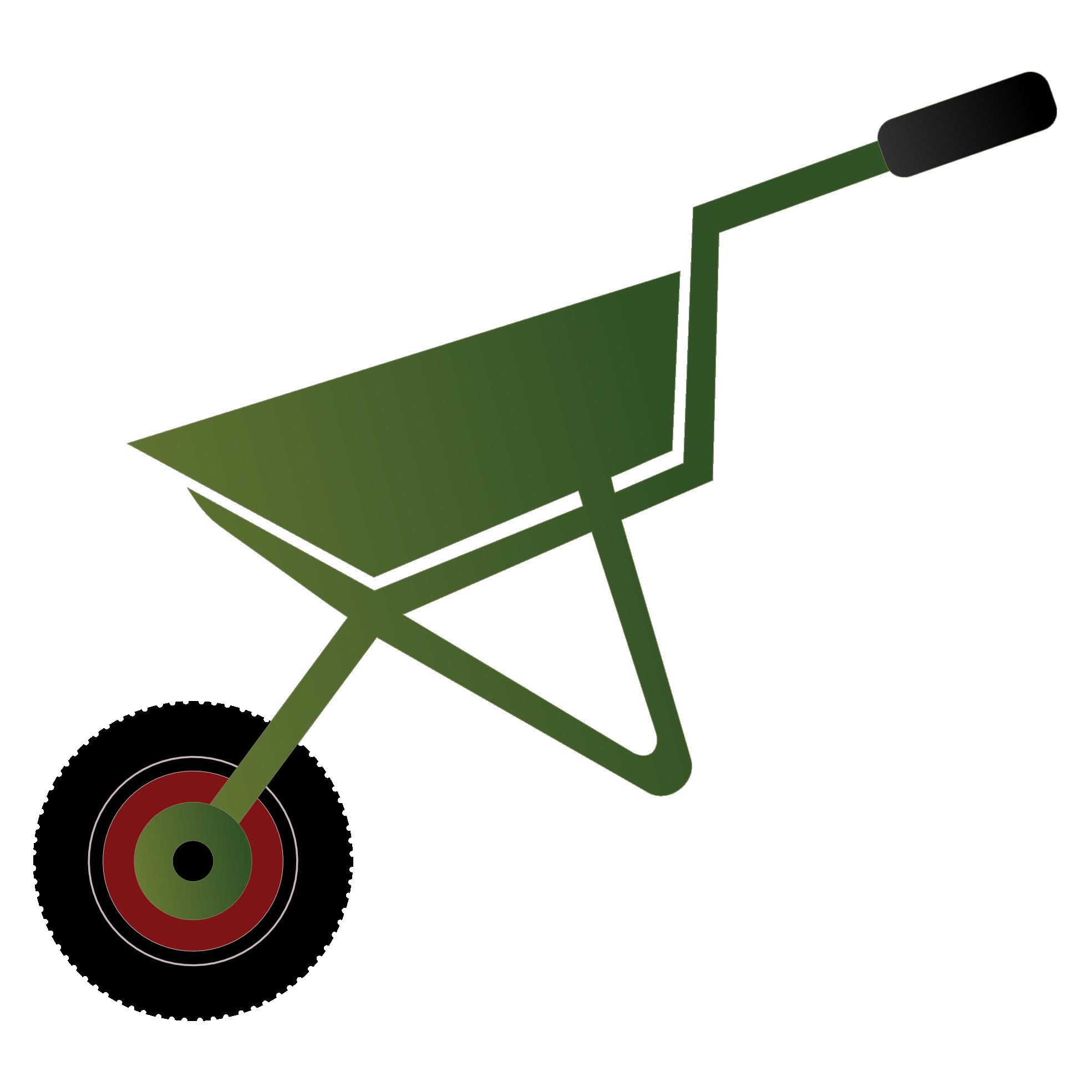 Horse Cart Drawing