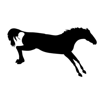 450x450 vector horse images silhouette horse drawings horse posters