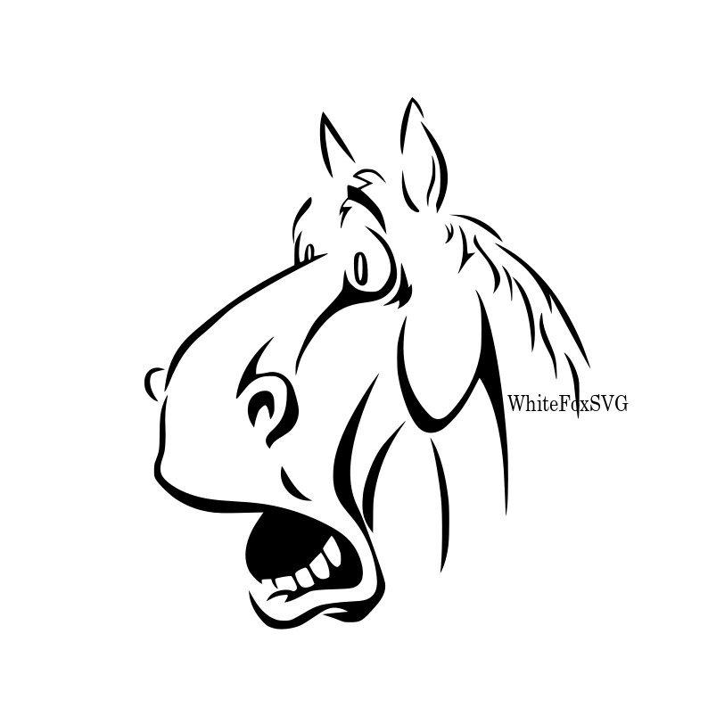 Horse Face Drawing Free Download Best Horse Face Drawing On