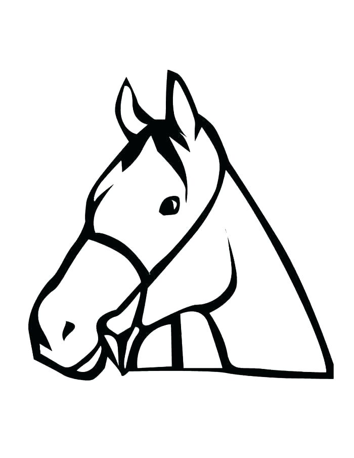 700x905 horse head coloring pages lovable horse head coloring pages