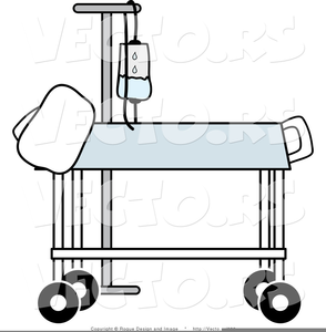 294x300 Free Hospital Bed Clipart Free Images