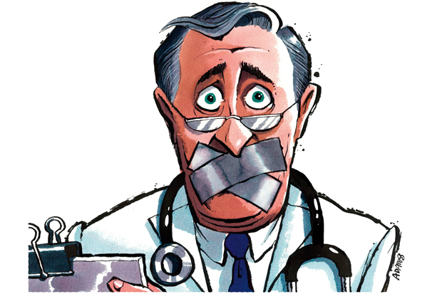 620x413 For Speaking Frankly About The Nhs, I Was First Silenced And Then