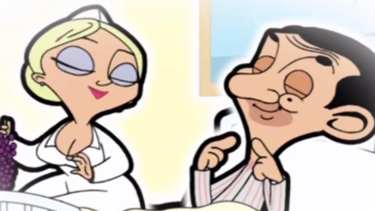 1280x720 Nurse Full Episode Mr Bean Official Cartoon