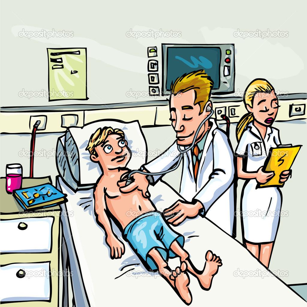 1024x1024 Cartoon Drawing Doctor