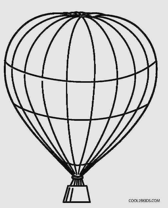 700x868 Hot Air Balloon Clipart Black And White Vintage