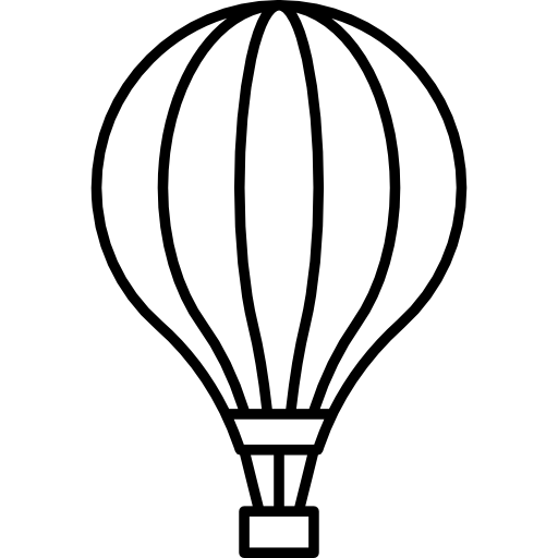 512x512 Ballon Drawing Flying Transparent Png Clipart Free Download