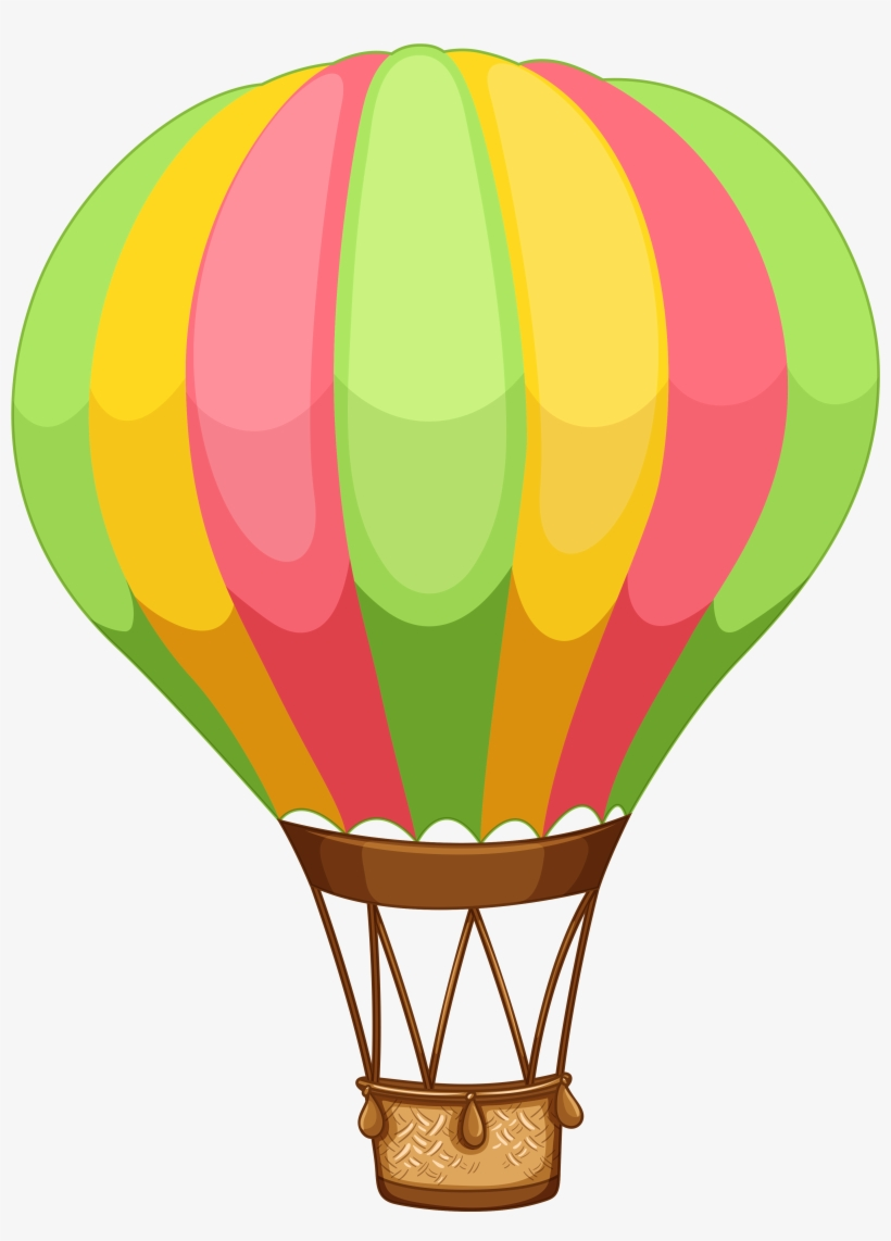 Hot Air Balloon Pencil Drawing | Free download on ClipArtMag