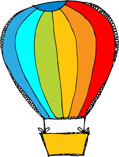 242x320 Hot Air Balloon Pencil Drawing Free Clipart Images Image