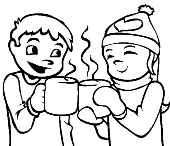Collection Of Hot Cocoa Clipart Free Download Best Hot Cocoa
