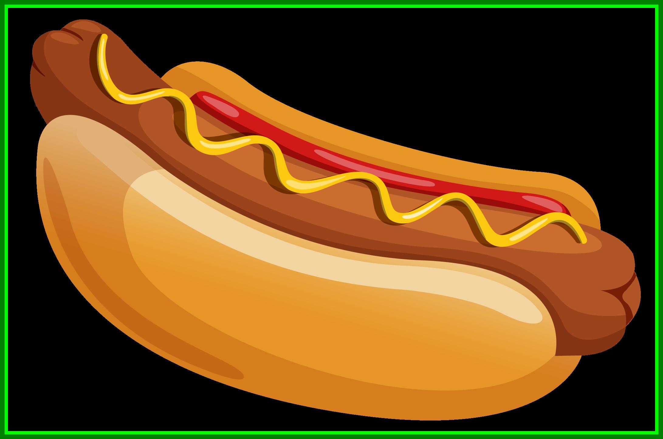 Hot Dog Drawing