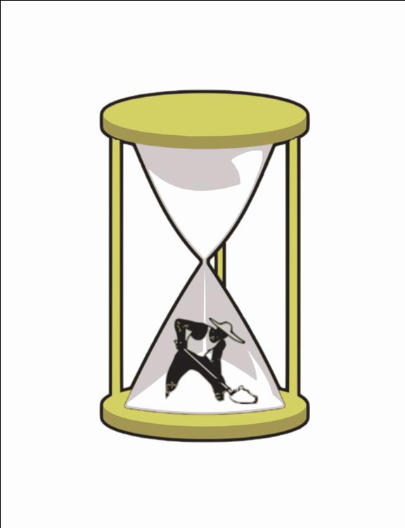 576x750 Hourglass Figure Drawing Cartoon Cc0