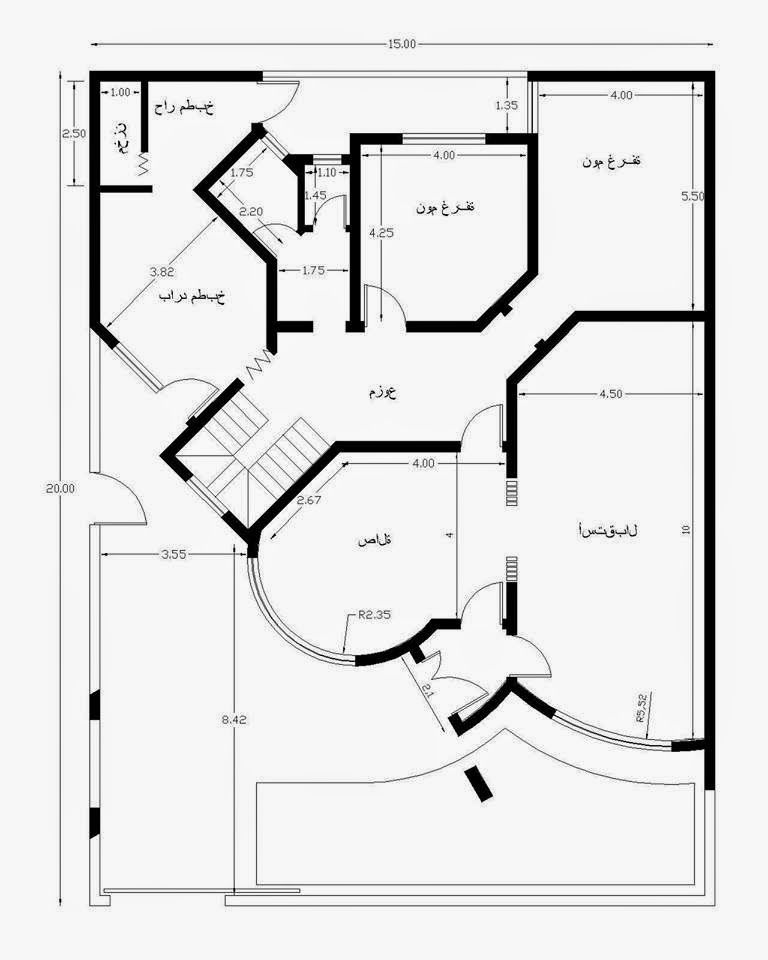 768x960 Amazing Three House Plans About To Meter Square
