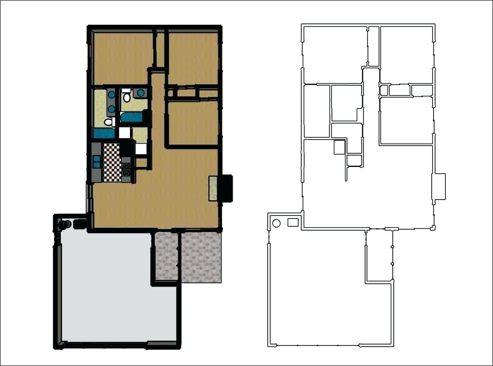 1013x752 Google Sketchup House Design Google Sketchup House Plans
