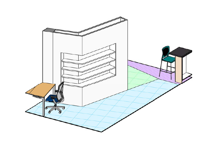 757x505 Guide To Office Design Layout How To Plan An Office