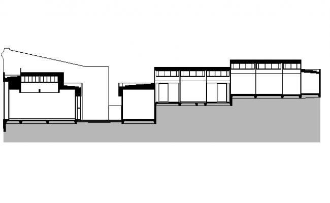 650x400 House Design Dwg