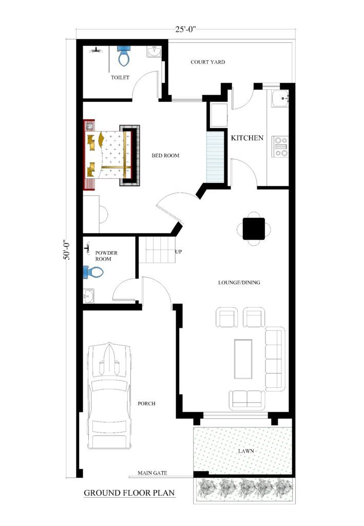 709x1024 House Plans For Your Dream House