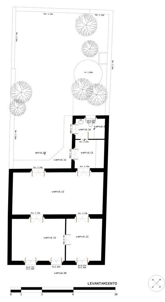528x962 Xolotl House,study Drawing Dream House, House
