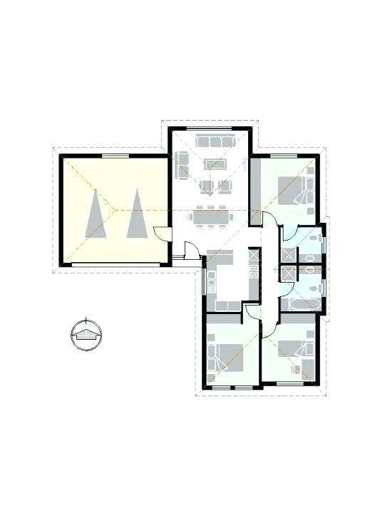 540x720 House Design Layout Templates