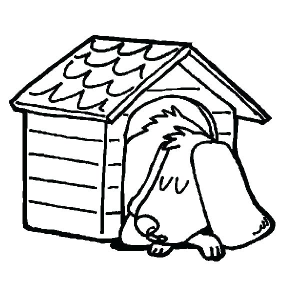 600x600 dog house drawing large size of how to draw a simple dog house
