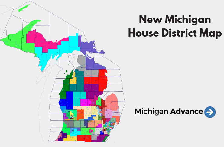 741x486 how to build a better michigan house map michigan advance