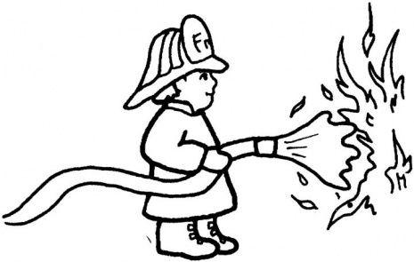465x295 fireman puts out the fire fireman party fireman quilt