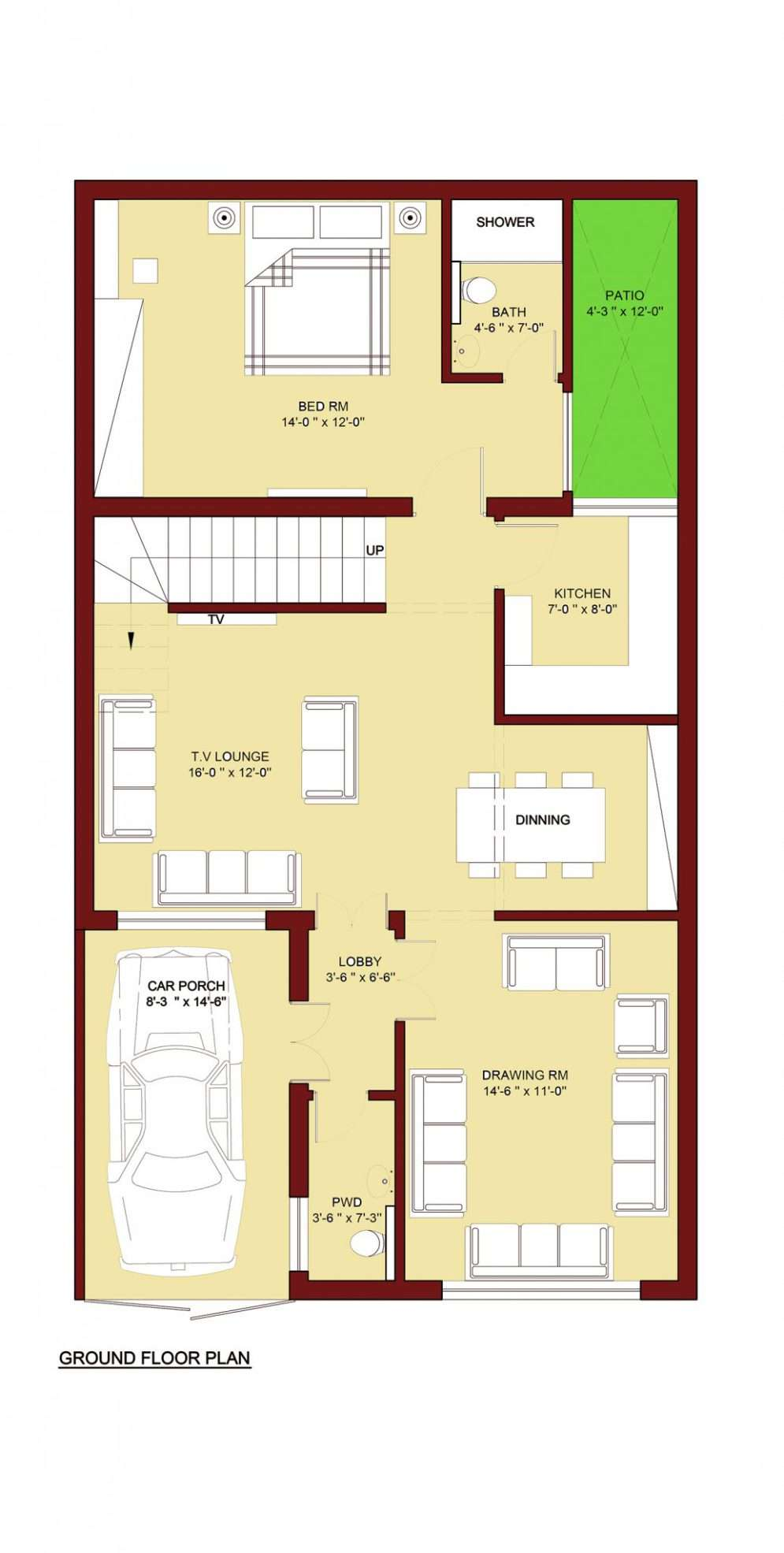 995x1971 Pictures Of How To Draw A House Floor Plan For House Plan
