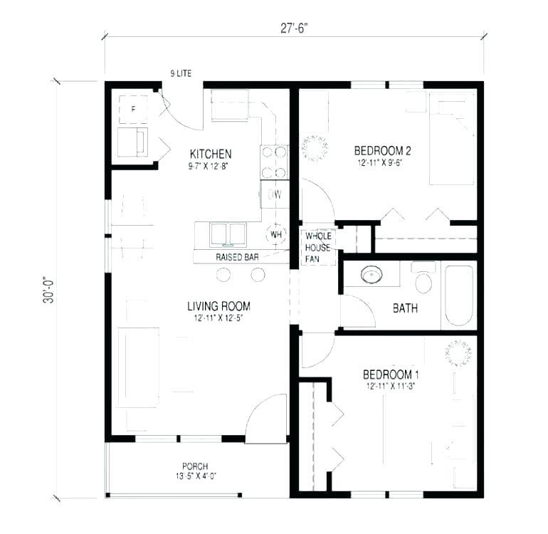 770x750 free house floor plans small houses floor plans small house floor