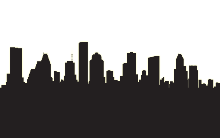 700x439 Houston Skyline Download Free Clipart With A Transparent Background