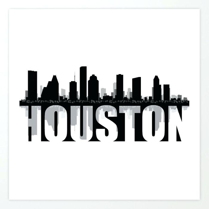 700x700 Skyline Art Houston Tx Amazing Wheel Wall Opopworld