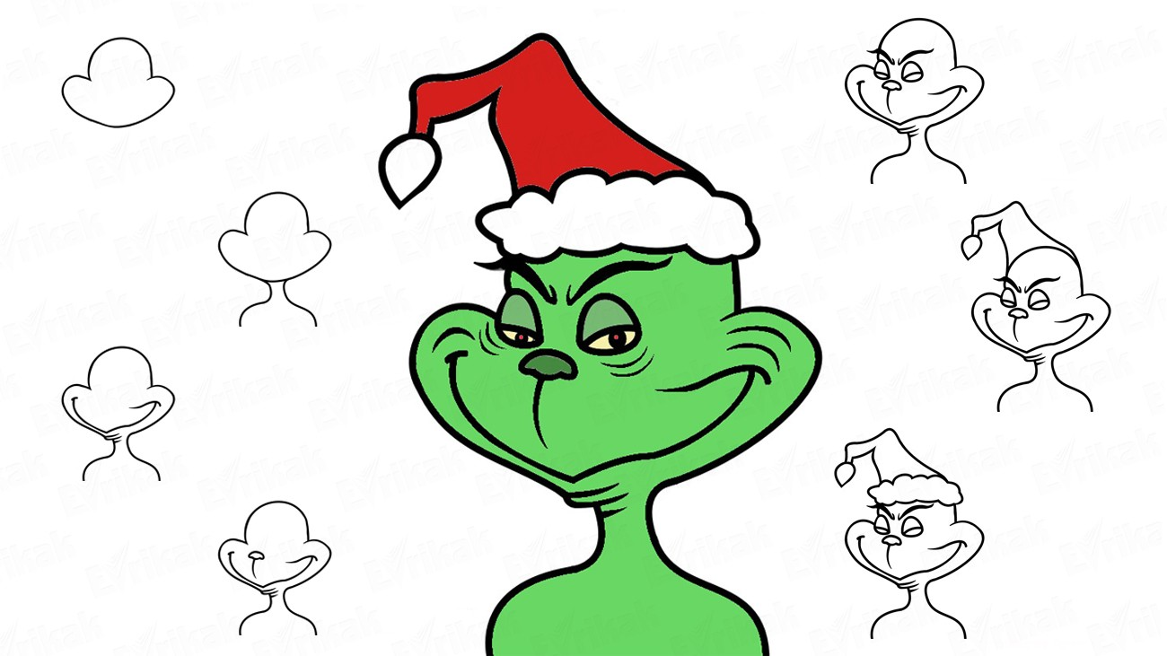 How The Grinch Stole Christmas Book Illustrations.How The Grinch Stole Christmas Book Illustrations