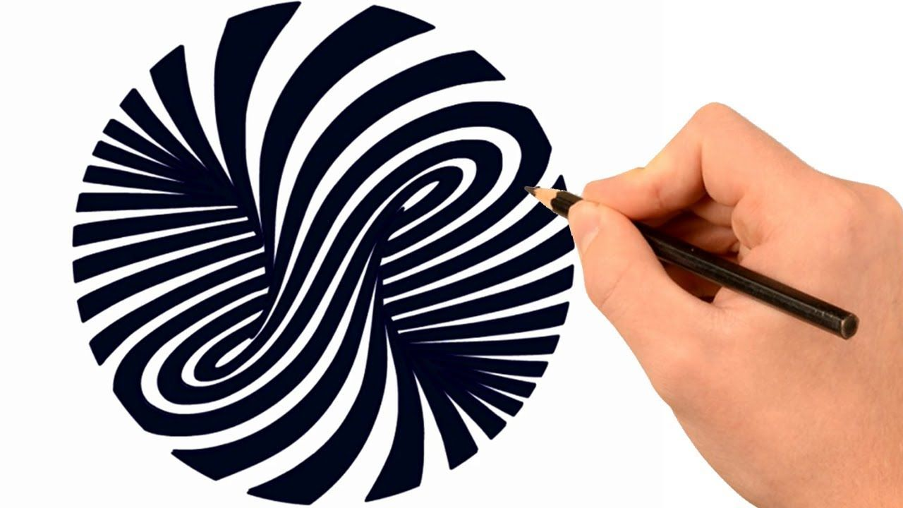 How To Draw 3d Drawing | Free download best How To Draw 3d