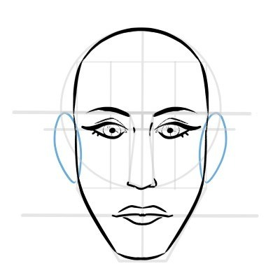 400x400 How To Draw Faces