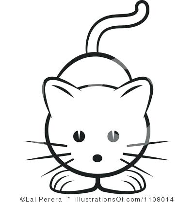 400x420 Simple Cat Face Drawing Pin How To Draw A Simple Kitty Face