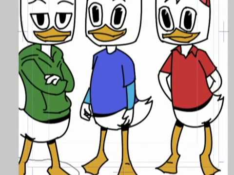 480x360 Disney Xd Ducktales How To Draw