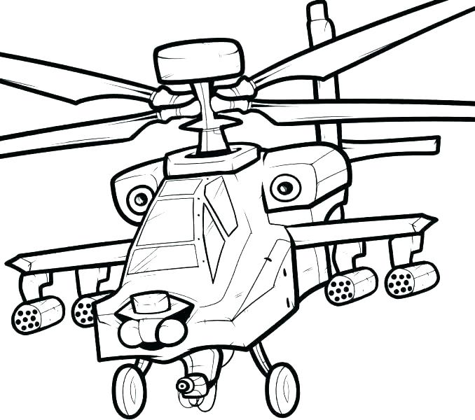 678x600 Coloring Pages For Adults Swear Words Helicopter Drawing At Free