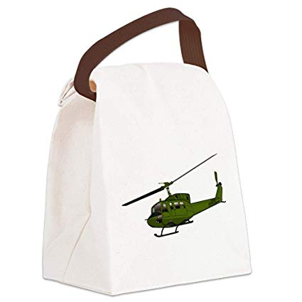 425x425 Cafepress Huey Helicopter Uh Color Canvas Lunch Bag