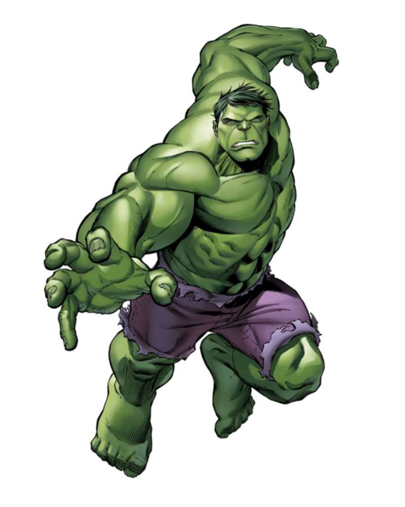 Hulk Cartoon Drawing | Free download on ClipArtMag