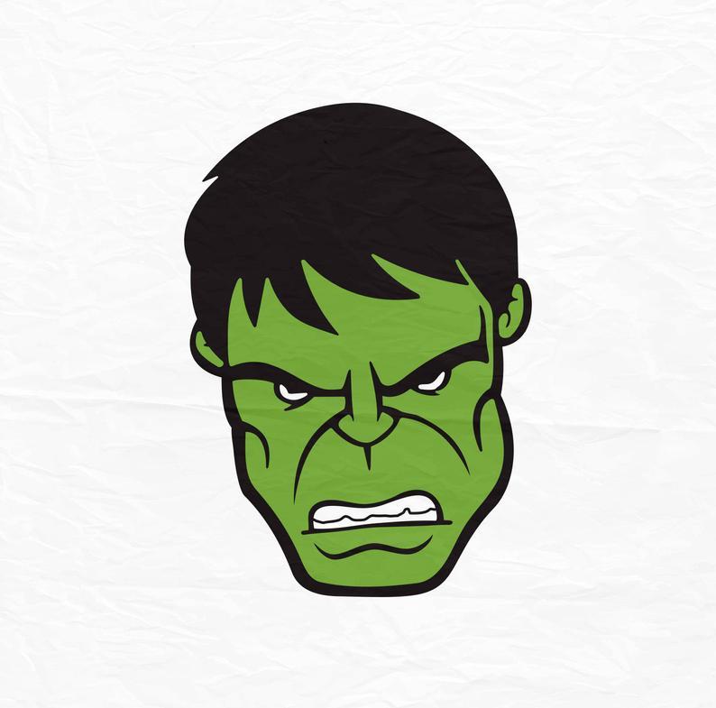 794x785 the incredible hulk face hulk face hulk face huk etsy
