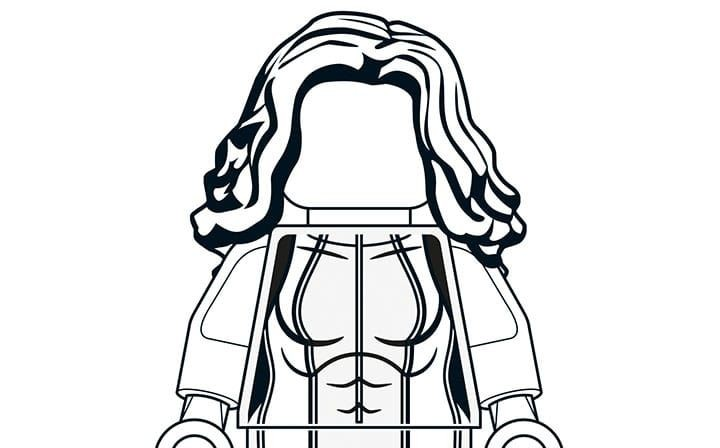 720x448 Fresh Lego Incredible Hulk Coloring Pages