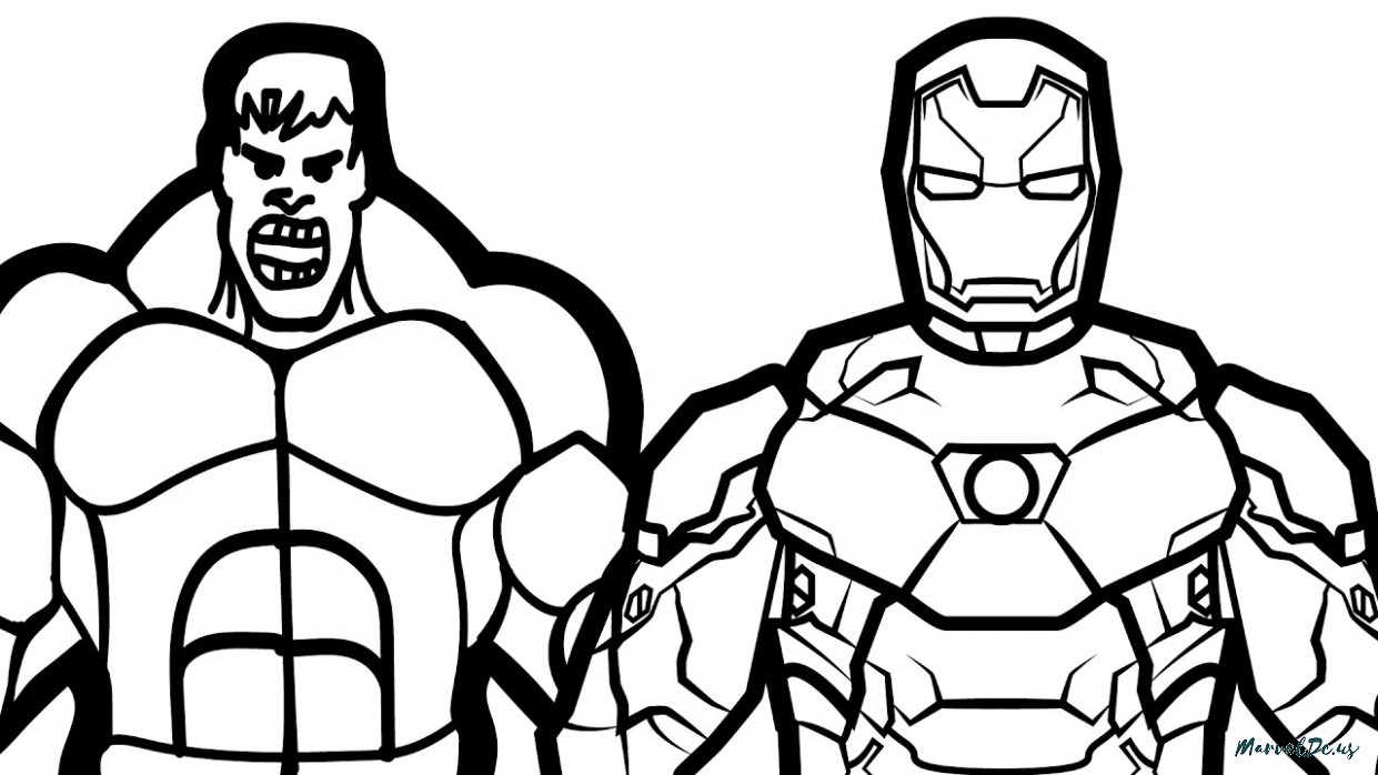 1241x698 Hulk Coloring Pages Yintan Me Attachment