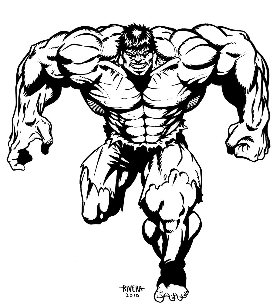 900x1007 Hulk Face Clipart Black And White