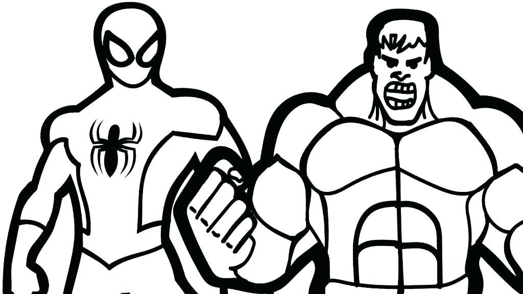 1024x576 printable hulk coloring pages line drawings the hulk coloring