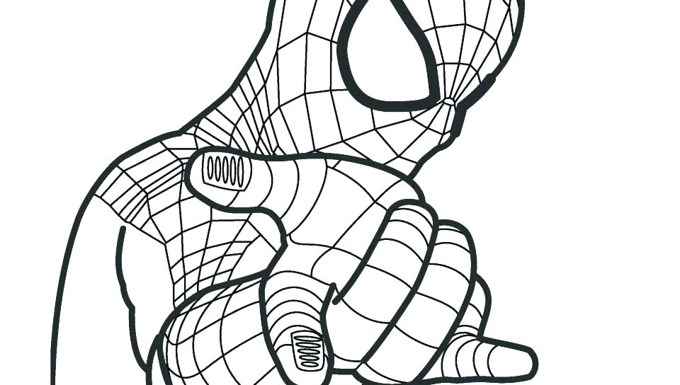 960x544 Spiderman Vs Hulk Coloring Pages
