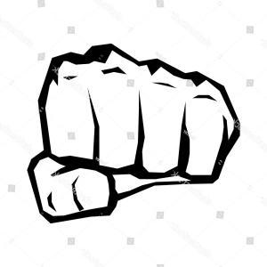 300x300 iwrtotcameronxmike fist bump fist bump clipart png download