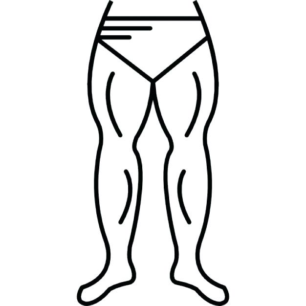 626x626 How To Draw A Body Outline How To Draw A Body Outline Step Human