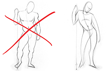 373x250 How To Draw Gesture Proko