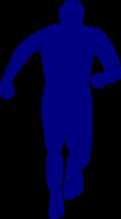 415x750 Silhouette Running Drawing Human Body Anatomy Cc0