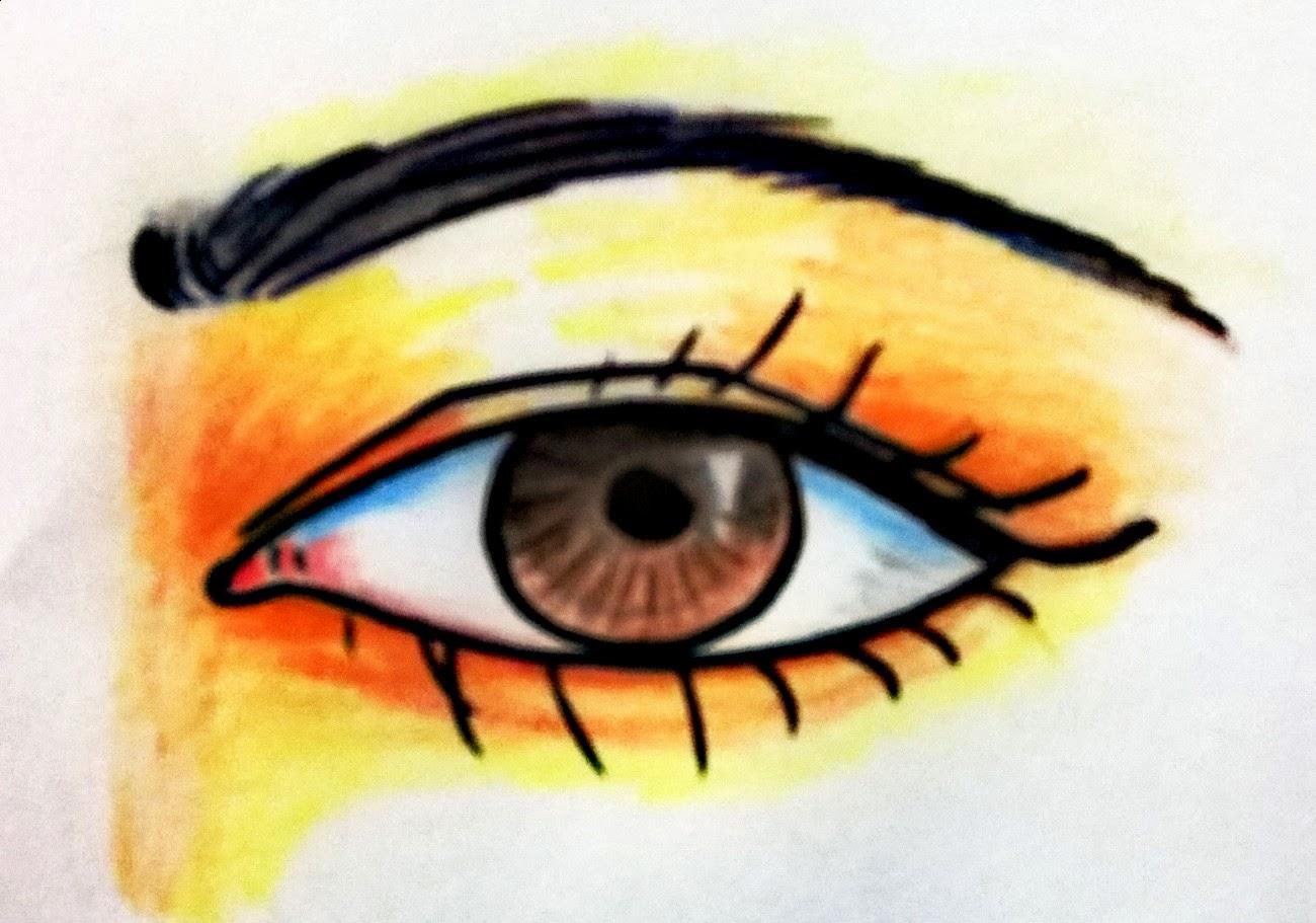 1300x911 Human Eye Image